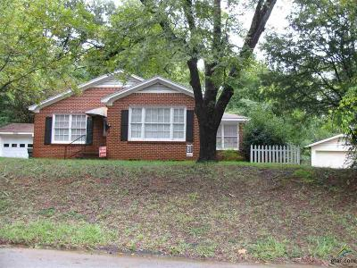 Tyler Single Family Home For Sale: 2308 Kennedy Ave.
