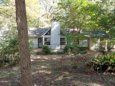 Holly Lake Ranch Single Family Home For Sale: 508 Branding Iron Lane