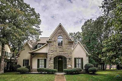 Bullard Single Family Home For Sale: 149 Eagles Bluff