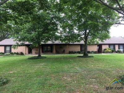 Longview Single Family Home For Sale: 4616 Cattail Lane