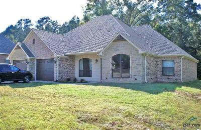 Upshur County Single Family Home For Sale: 366 Emma Drive