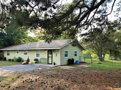Quitman Single Family Home For Sale: 432 County Road 2112