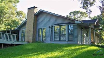 Tyler Single Family Home For Sale: 15299 Big Oak Bay