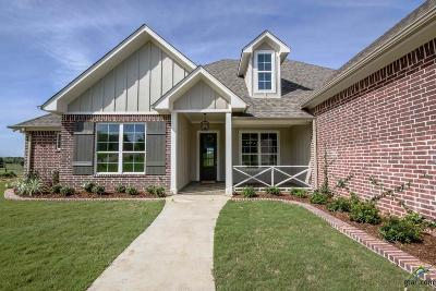 Bullard Single Family Home For Sale: 228 Sunny's Halo