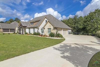 Tyler Single Family Home For Sale: 1567 Chaparrel Run