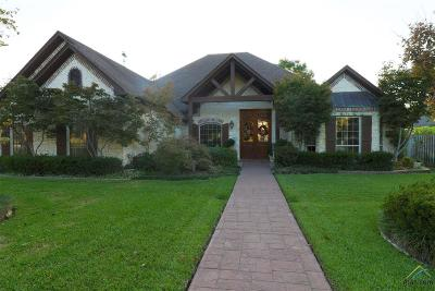 Tyler Single Family Home For Sale: 7516 Hollytree Dr