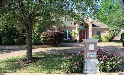 Tyler Single Family Home For Sale: 2222 Kennebunk