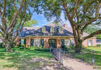 Tyler Single Family Home For Sale: 3812 Arlington Avenue