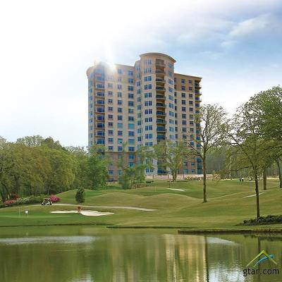 Tyler Condo/Townhouse For Sale: 2801 Wexford Drive Unit 1303