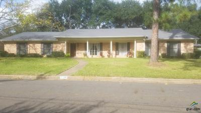 Jacksonville Single Family Home For Sale: 1106 Brookhollow