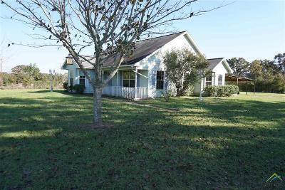 Single Family Home For Sale: 1028 County Road 4401