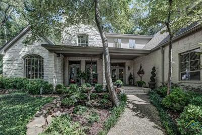 Holly Lake Ranch TX Single Family Home For Sale: $789,900