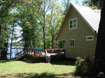 Whitehouse Single Family Home For Sale: 20561 W Grove Club Lake Rd