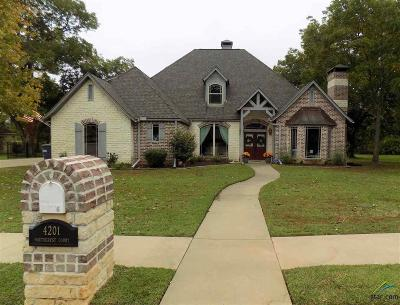 Longview Single Family Home For Sale: 4201 South Crest Ct.