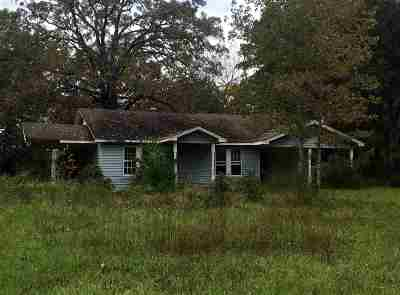 Jacksonville Single Family Home For Sale: 2948 E Fm 22