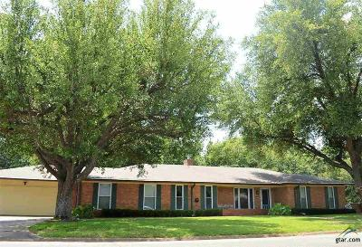 Wood County Single Family Home For Sale: 604 Meadows