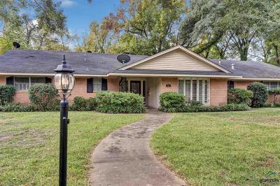 Tyler Single Family Home For Sale: 506 Fair Ln.