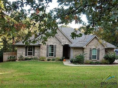 Lindale Single Family Home For Sale: 911 Martha Becker Dr.