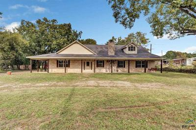 Single Family Home For Sale: 2789 E Fm 344