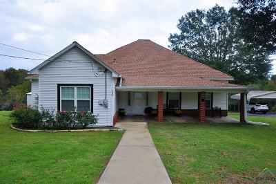 Frankston Single Family Home For Sale: 506 Garrison