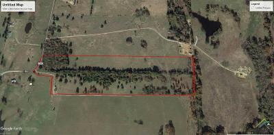 Acreage For Sale: County Road 4960