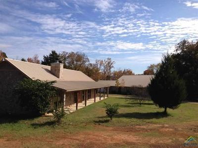 Jacksonville Single Family Home For Sale: 479 E Fm 177
