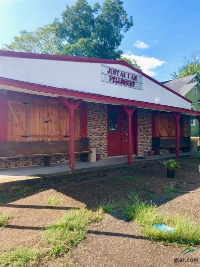 Grand Saline Commercial For Sale: 203 N Spring Street