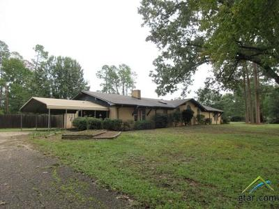 Quitman Single Family Home For Sale: 615 Rosemary St