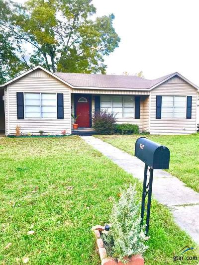Kilgore Single Family Home For Sale: 919 Highland Dr