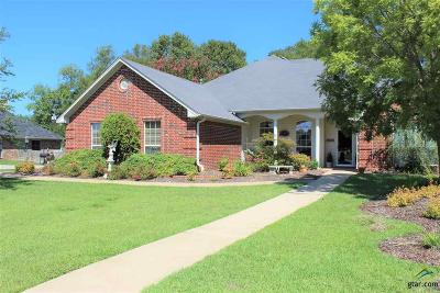 Tyler Single Family Home For Sale: 12100 Calcasieu Drive