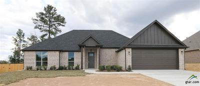 Tyler TX Single Family Home For Sale: $270,000