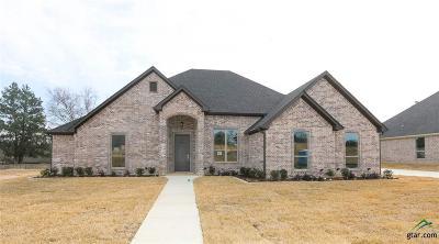 Tyler Single Family Home For Sale: 1316 Fairfield Lane
