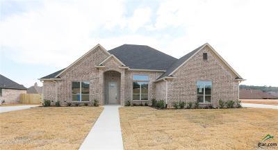 Tyler Single Family Home For Sale: 1322 Fairfield Lane