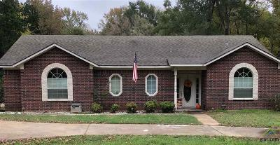 Mt Pleasant TX Single Family Home For Sale: $150,000