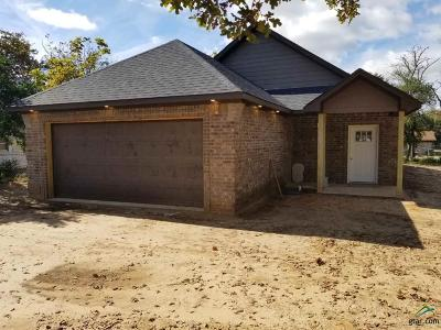 Tyler TX Single Family Home For Sale: $149,900