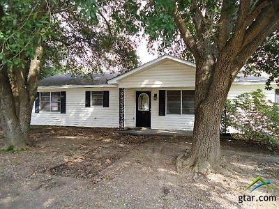 Chandler TX Single Family Home For Sale: $70,000