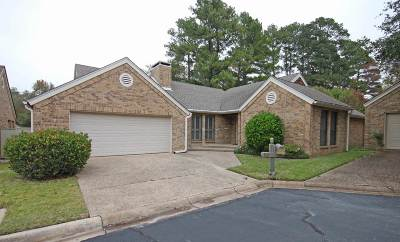 Tyler Condo/Townhouse For Sale: 818 Bradley Court