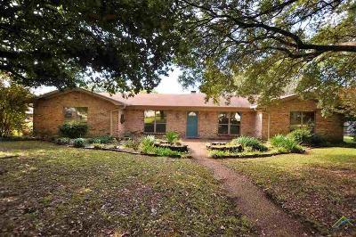 Longview Single Family Home For Sale: 417 Delano St