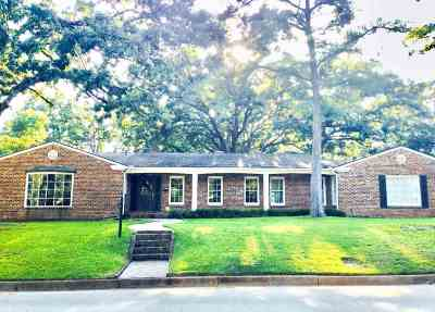 Tyler Single Family Home For Sale: 3125 Birdwell Drive