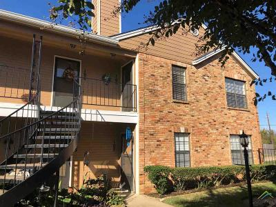 Tyler Condo/Townhouse For Sale: 400 South Town Dr., #108