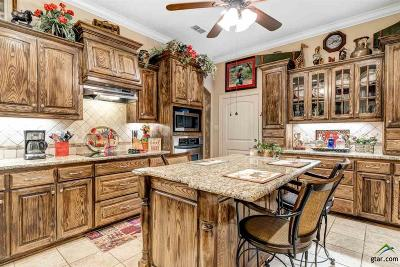 Tyler Single Family Home Contingent - Active: 3147 Granbury Court