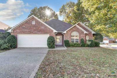 Tyler Single Family Home For Sale: 4101 Sagemont Ln