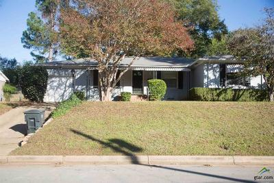 Tyler Single Family Home For Sale: 1900 S Sneed