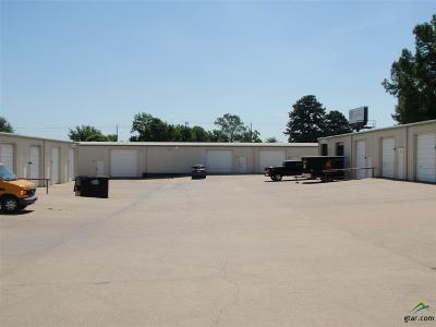 Tyler Commercial Lease For Lease: 4616 Dc Drive