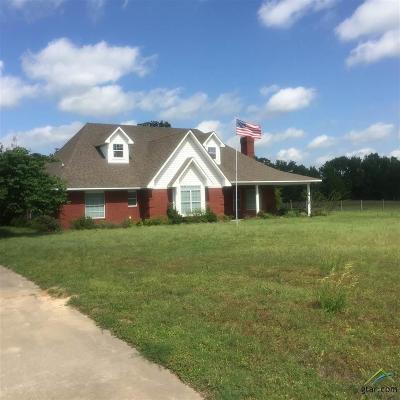 Winnsboro TX Single Family Home For Sale: $285,000