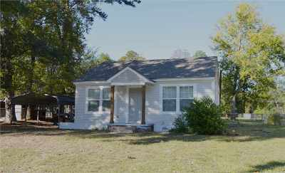 Quitman TX Single Family Home For Sale: $70,000