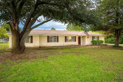 Longview Single Family Home For Sale: 2890 Monroe