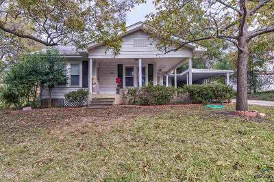 Grand Saline Single Family Home For Sale: 209 E Hill