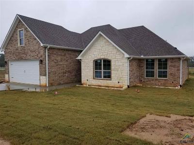 Bullard Single Family Home For Sale: 1544 Nate Cir