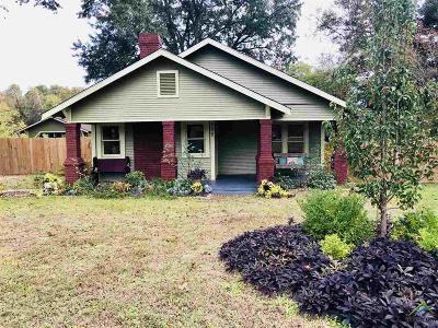 Frankston Single Family Home For Sale: 606 N Garrison